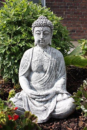 Steinfigur Großer Buddha Shiva - 2