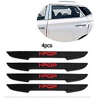 Dailyinshop Barra protectora del parachoques del coche Protección de la puerta del coche Tira de fricción