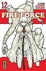 Fire Force, tome 12 par Okubo