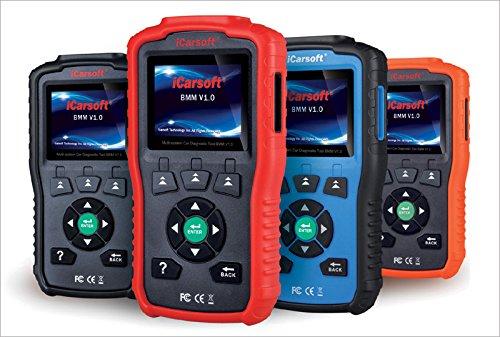 Auto Diagnostic Scanner iCarsoft BMM V1.0Für BMW & MINI mit Öl Service-Reset & battery Test Neue Version von i910