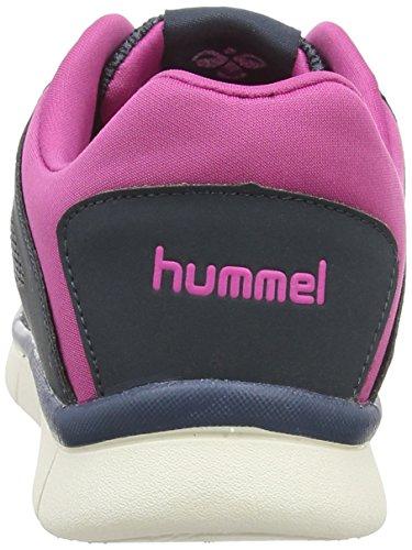hummel HUMMEL EFFECTUS FIT Damen Hallenschuhe Blau (Dark Slate 2482)