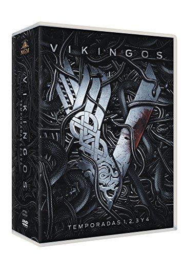 Vikingos Temporada 1-4 [DVD]
