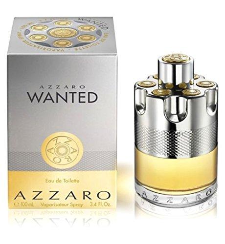 Loris Azzaro Azzaro Eau De Toilette Spray (Loris Azzaro Wanted 100ml/3.4oz Eau De Toilette Spray Cologne Fragrance for Men)