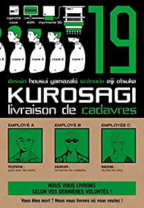 Kurosagi : Livraison de cadavres Edition simple Tome 19