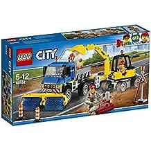 LEGO City - Barredora y excavadora (60152)