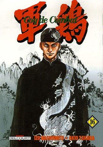 Coq de combat - 1ère Edition Vol.16 par HASHIMOTO Izo