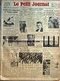 PETIT JOURNAL (LE) [No 26179] du 19/09/1934 - DE 1932 A 1934, LE BUDGET AERIEN DE...