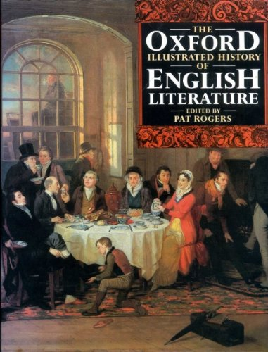 The Oxford Illustrated History of English Literature.