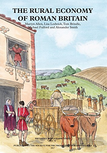 The Rural Economy of Roman Britain: New Visions of the Countryside of Roman Britain Volume 2 (Britannia Monographs)