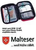 GoLab Erste Hilfe Set Outdoor, Sport & Reisen für die optimale Erstversorgung aus Deutschland nach DIN 13167 -
