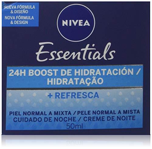 NIVEA 24H Boost Hidratacion + Refresca Cuidado noche