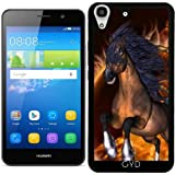51RKTJM8OVL. SL160  BEST BUY UK #1Silicone Case for Huawei Y6 / Y6 DUAL   Awesome horse by nicky2342 price Reviews uk
