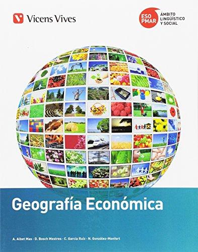 PMAR GEOGRAFIA ECONOMICA por A. Albet