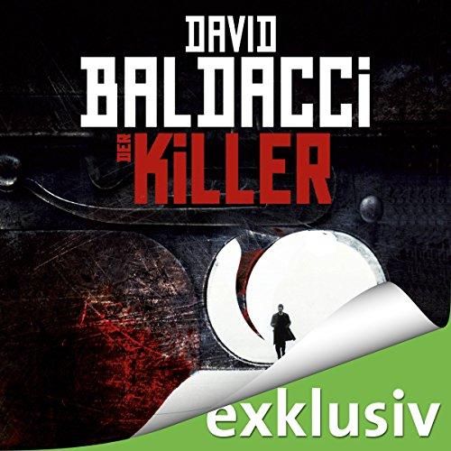 Buchseite und Rezensionen zu 'Der Killer' von David Baldacci