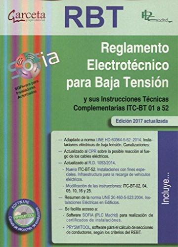 Ministerio de Industia: Reglamento Electrotécnico para Baja Tension por RBT 7ª edición