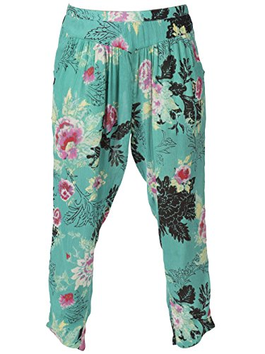Billabong Damen Hose mint/allover