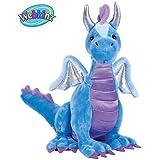 Webkinz Twilight Dragon Plush Toy with Sealed Adoption Code