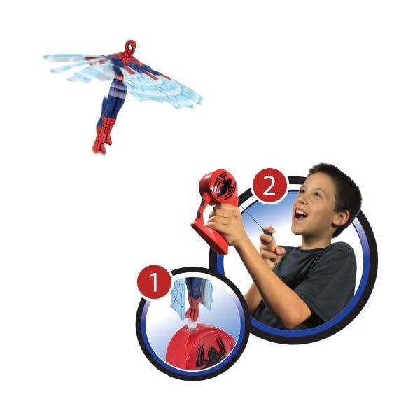 Flying Heroes - Juguete Volador Hulk (Bandai 52271) 3