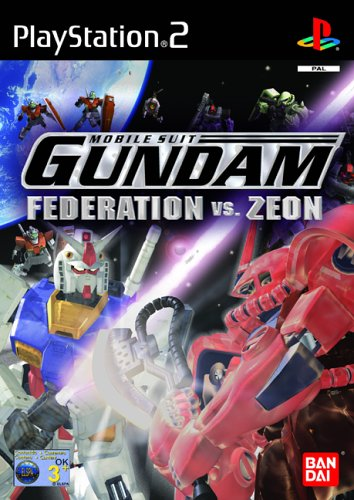 gundam-federation-vs-zeon