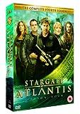 Stargate Atlantis: The Complete Fourth Season [DVD]