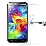 ILS® - Pellicola Protettiva ultraresistente in Vetro Temperato con spessore solo di 0,26 mm per Samsung Galaxy S5 Mini / G800