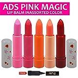 ADS Pink Magic Lip Balm With Free LaPerla Kajal