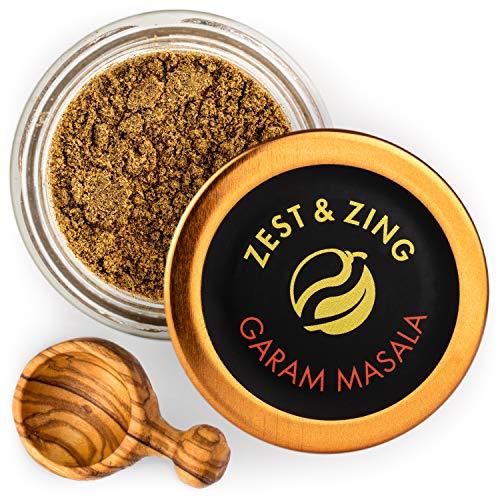 Premium Curry Blends: Garam Masala (Perfectly Ground), 17g