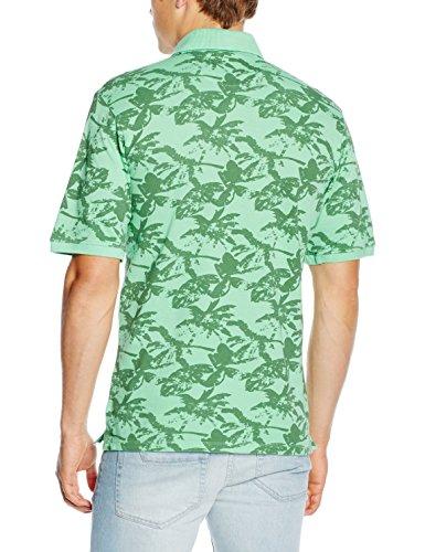 CASAMODA Herren Poloshirt 962384600 Grün (grün 326)