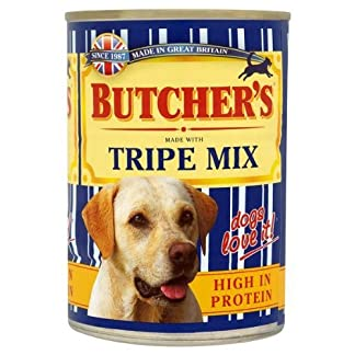 Butcher's Tripe Mix 400g (Pack of 12) 15