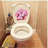 Wandtattoos 3 Stücke Kleine Frische Aquarell Sukkulenten Wohnzimmer Wandaufkleber Toilette Wc Decor 22X21 Cm