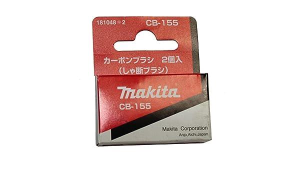 Makita Entfernungsmesser Gebraucht : Makita 181048 2 kohlebürsten cb 155: amazon.de: baumarkt