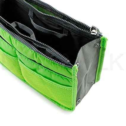 CONNECTWIDE® Handbag Organizer ( Green ) (1Pic)  available at amazon for Rs.280
