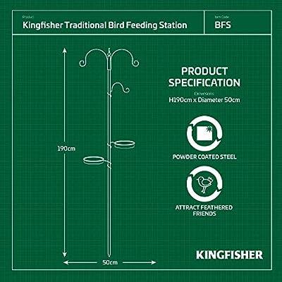 Kingfisher Bird Feeding Station from Bonnington Plastics Ltd