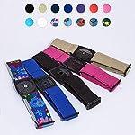 51RKgJRmkfL. SS150  - *Designer-Edition* Freestyle Libre Fixierband - Gitter: Schwarz (Flexibel/Sensitiv) | Diasticker®
