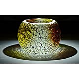 Home Decorative Votive Glass Tea Light Candle Holder Centerpiece Décor