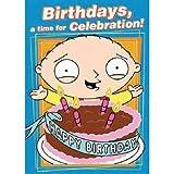 Stewie Family Guy - Biglietto musicale di auguri, motivo: I Griffin
