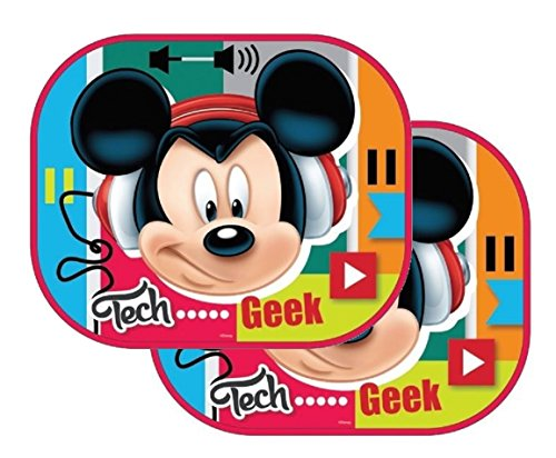 Mickey Mouse Disney Juego 2parasoles coche 44x