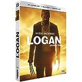 Logan – Blu-ray 4K (version cinéma + version noir & blanc) + Blu-ray (version cinéma) + DHD