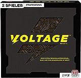 Mattel Games FPP88 - Voltage Schnelles Strategiespiel für Zwei Spieler, Spieldauer 20 - 30 Minuten,...