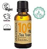 Naissance Aceite Esencial de Árbol de Té n. º 109 – 30ml - 100% Puro,...