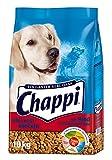 Chappi Hundefutter Trockenfutter Vollkost Brocken mit Rind und Vollkorngetreide, 1 Beutel (1 x 10kg)