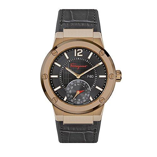 Salvatore Ferragamo Herren-Armbanduhr