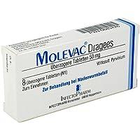 Molevac Dragees 8 stk preisvergleich bei billige-tabletten.eu