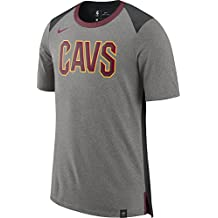 Nike NBA Cleveland Cavaliers Lebron James 23 2017 2018 Fan Dri Fit tee Official, Camiseta