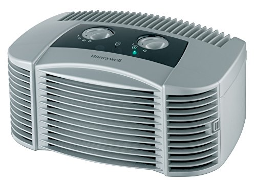 Honeywell HAP-16200E Luftreiniger in metall grau Honeywell Filter Media