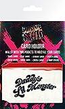 Suicide Squad Porte-Carte Bancaire pour Fans - Lil Monster (10 x 7 cm)