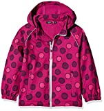 NAME IT Baby-Mädchen Jacke NITALFA Softshell Jacket Fuchs DOT MZ FO, Mehrfarbig (Fuchsia Purple), 104