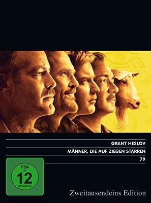 Männer,die auf Ziegen starren - Zweitausendeins Edition Film 79