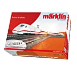 Märklin Startpackung Mein ICE, InterCity Express BR 402, 230 Volt, Verpackung sortiert