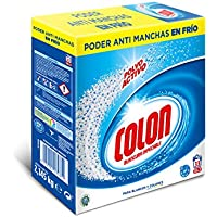 Colon Detergente para Ropa en Polvo Azul 33 dosis